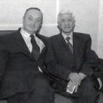 Румен Георгиев - Юбилеен конгрес на МСИ (IUE).