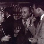 Стоян Александров - ляво, Румен Георгиев - среда, Петър Стоянов - дясно