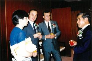 Коктейл в чест на българската делегация