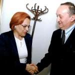 С председателя на Бюджетната комисия в 39-тото Народно Събрание - г-жа Нина Радева