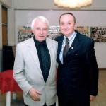 С Председателя на Сметната палата - Доц. д-р Георги Николов