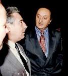 В кулоарите на ВНС с Проф. А. Джеров и Министър председателя А. Луканов