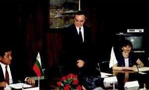 Слово на първия зам. председател на БНБ - Румен Георгиев