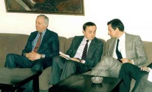 В управителен съвет в Българска Стопанска Камара (БИСА)