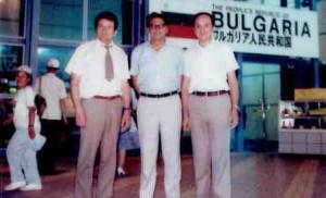 Официално посещение на Първото световно изложение по развитие на науката и технологиите- Експо-1985, Цукуба, Япония